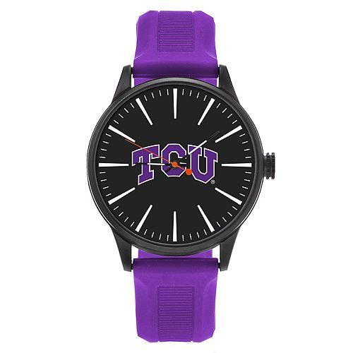 Men's Sparo TCU Horned Frogs Cheer Watch