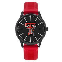 Men's Sparo Texas Tech Red Raiders Cheer Watch