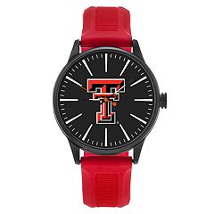 Men's Sparo Texas Tech Red Raiders Cheer Watch