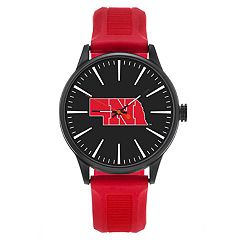 Men's Sparo Nebraska Cornhuskers Cheer Watch