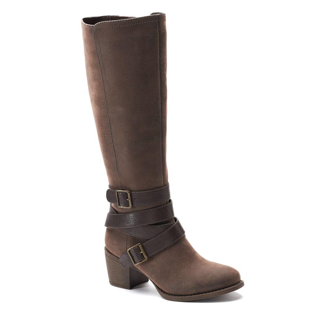 SONOMA Goods for Life™ Zora Women's Knee High Boots