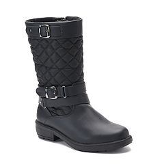 totes Mariam Women's Water Resistant Winter Boots