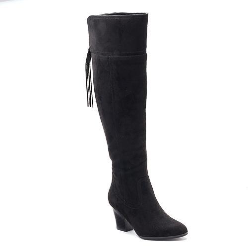 Andrew Geller Guava Women's Knee High Boots