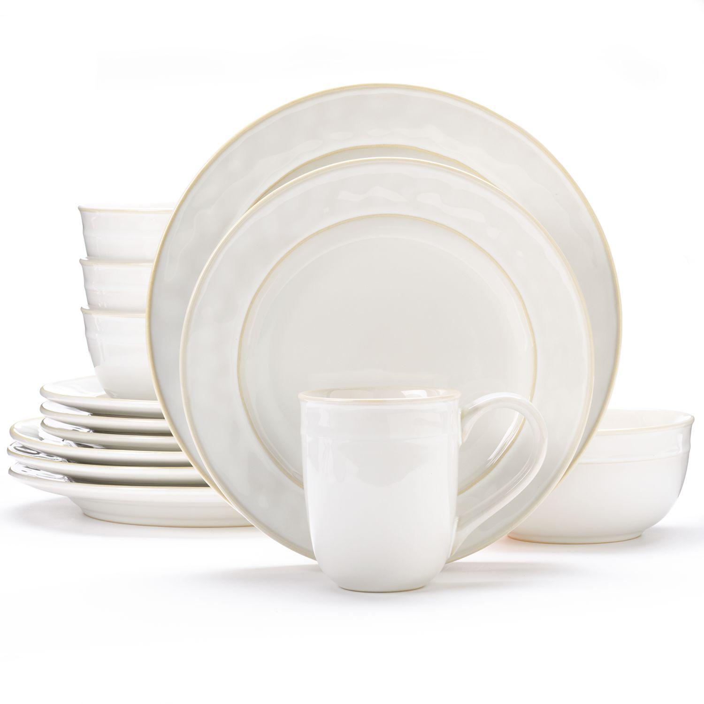 sc 1 st  Kohl\u0027s & Food Network™ Fontina 16-pc. Dinnerware Set