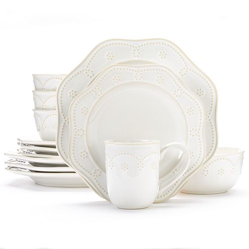 Food Network™ Fontinella 16-pc. Dinnerware Set