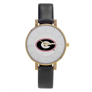 Men's Sparo Georgia Bulldogs Lunar Watch