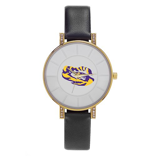 Men's Sparo LSU Tigers Lunar Watch