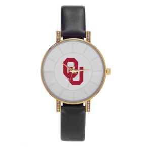 Men's Sparo Oklahoma Sooners Lunar Watch