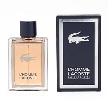 Lacoste L'Homme Men's Cologne - Eau de Toilette