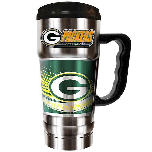 Green Bay Packers Champ Travel Tumbler