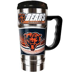 Chicago Bears Champ Travel Tumbler