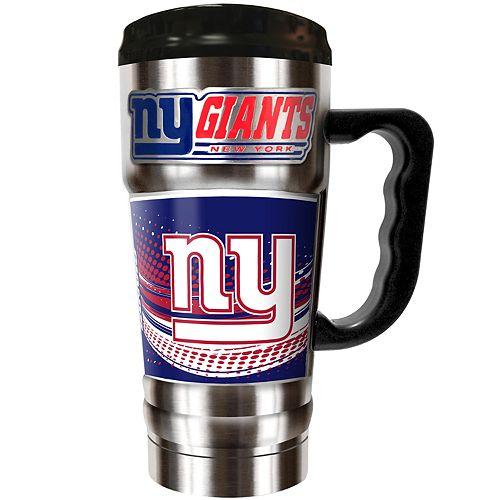 New York Giants Champ Travel Tumbler