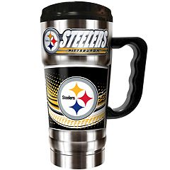 Pittsburgh Steelers Champ Travel Tumbler