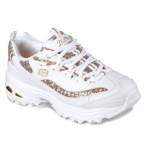 Skechers D'Lites Fame N Fortune Women's Shoes