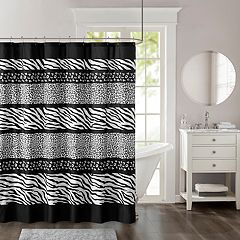 Madison Park Kenya Printed Shower Curtain