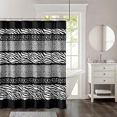 Madison Park Kenya Printed Shower Curtain