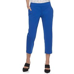 Women's Apt. 9® Torie Straight-Leg Capri Pants