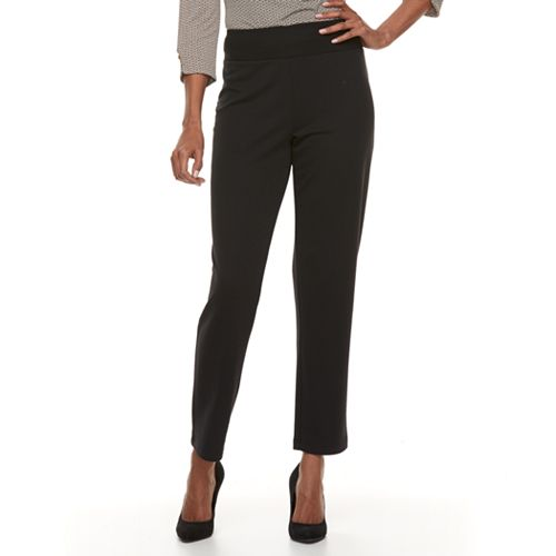Women's Cathy Daniels Pull-On Yoga Pants