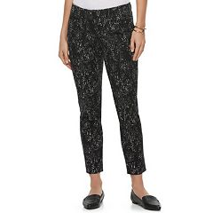 Women's Apt. 9® Bistretch Ankle Pants