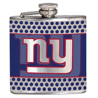 New York Giants 6-Ounce Hip Flask