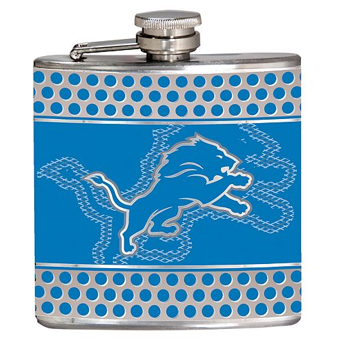 Detroit Lions 6-Ounce Hip Flask