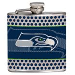 Seattle Seahawks 6-Ounce Hip Flask