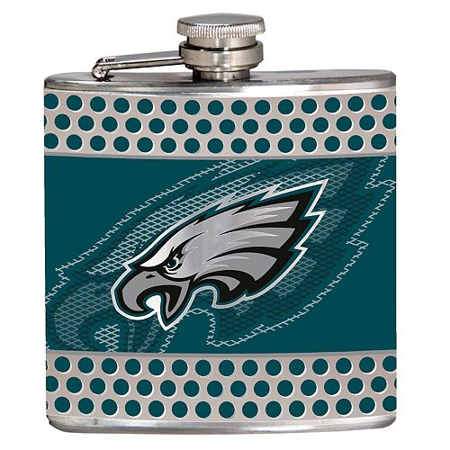 Philadelphia Eagles 6-Ounce Hip Flask