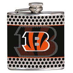 Cincinnati Bengals 6-Ounce Hip Flask