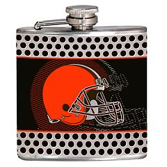 Cleveland Browns 6-Ounce Hip Flask
