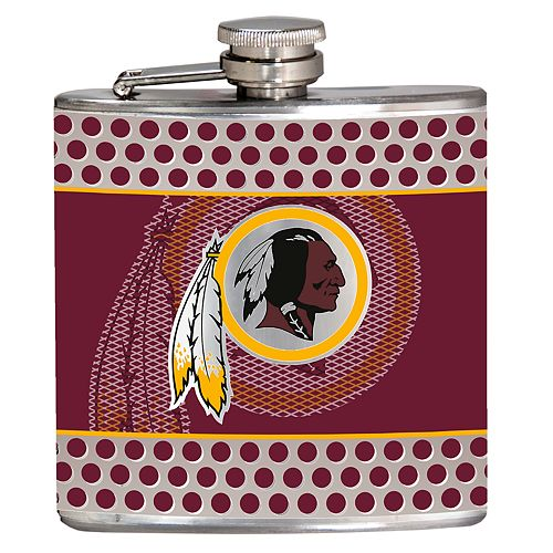 Washington Redskins 6-Ounce Hip Flask