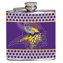 Minnesota Vikings 6-Ounce Hip Flask