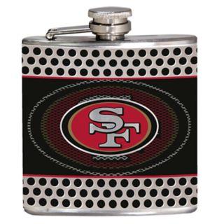 San Francisco 49ers 6-Ounce Hip Flask