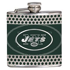 New York Jets 6-Ounce Hip Flask