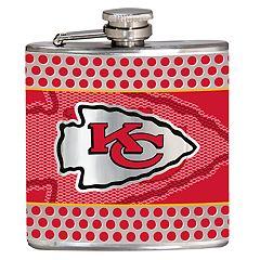 Kansas City Chiefs 6-Ounce Hip Flask