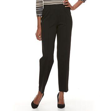 Women's Cathy Daniels Knit Pull-On Pants