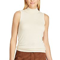Women's Chaps Sleeveless Sweater
