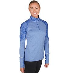 Women's Skechers Distance 1/4 Zip Pullover
