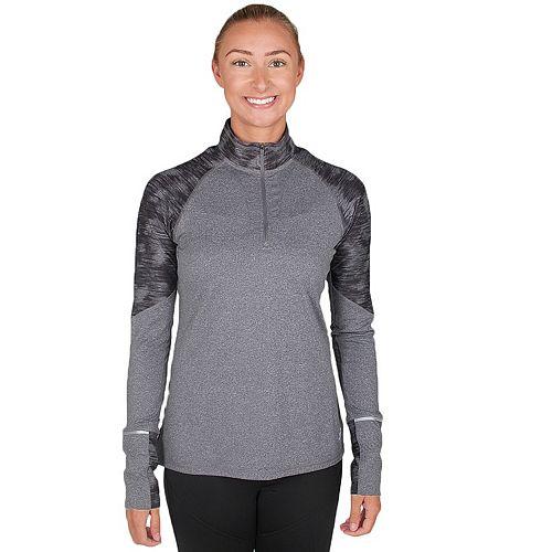Women's Skechers Distance 1/4 Zip Pullover