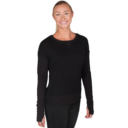 Women's Skechers Hot Chi Thumb Hole Pullover