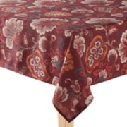 Food Network? Jacobean Bloom Tablecloth