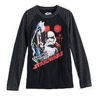 Boys 8-20 Star Wars: Episode VIII The Last Jedi Executioner Trooper Pose Tee