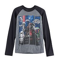 Boys 8-20 LEGO Star Wars Saber Tee