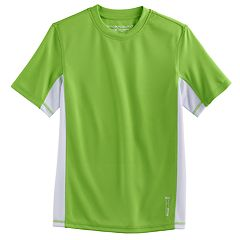 Boys 8-20 Zero Xposur Colorblock Rash Guard