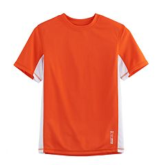 Boys 8-20 ZeroXposur Colorblock Rash Guard