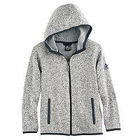Boys 8-20 ZeroXposur Sweater Fleece Jacket