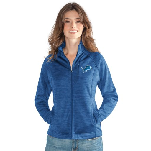 Women's Detroit Lions Space-Dyed Jacket