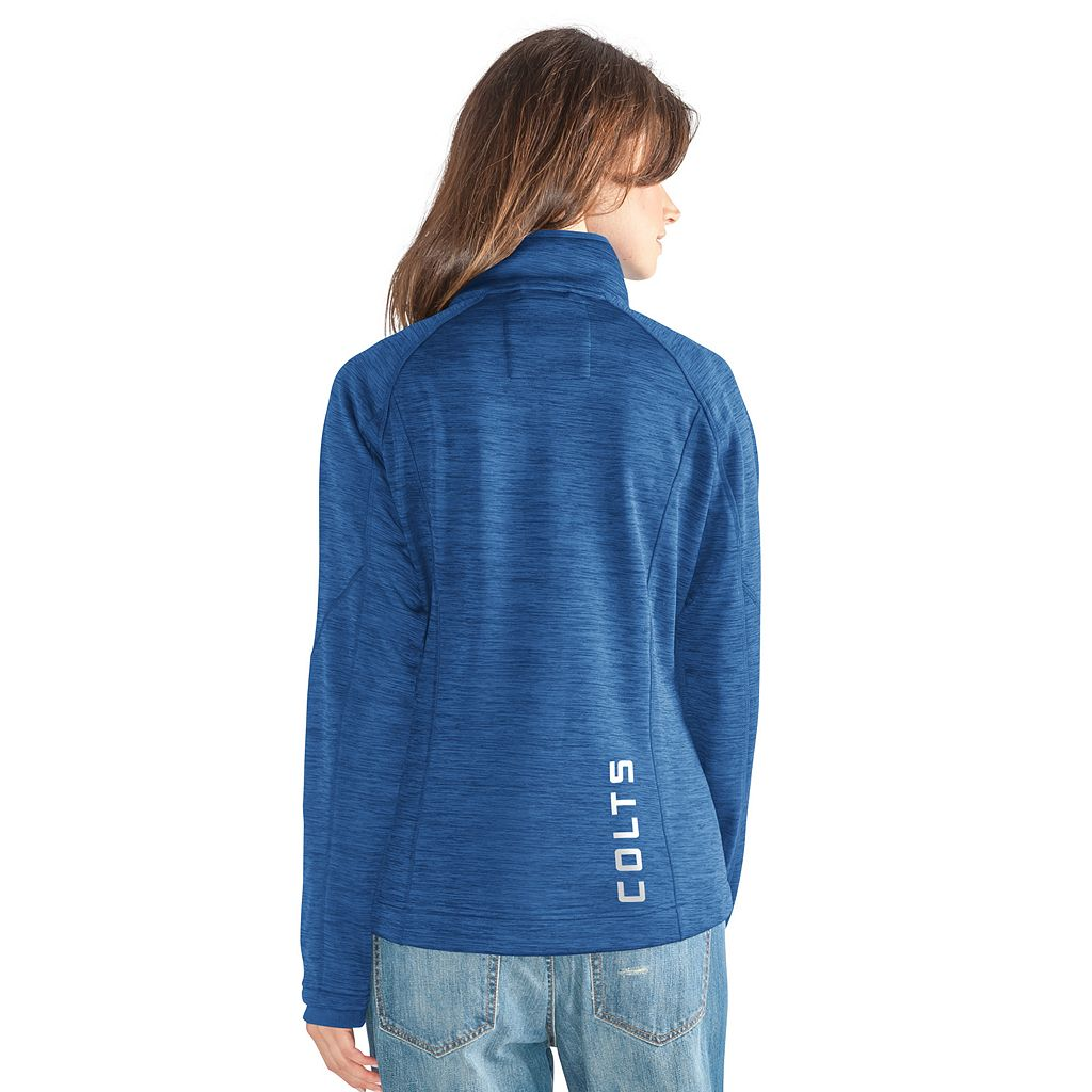 Women's Indianapolis Colts Space-Dyed Jacket