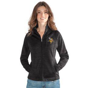 Women's Minnesota Vikings Space-Dyed Jacket