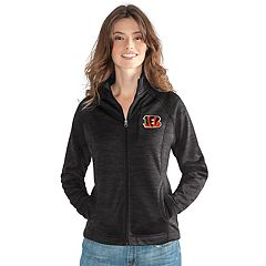 Women's Cincinnati Bengals Space-Dyed Jacket