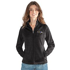 Women's Baltimore Ravens Space-Dyed Jacket